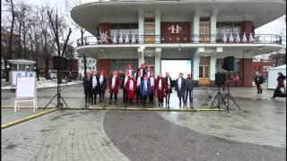 «Песенка о снежинке» Е. Крылатов, сл. Л. Дербенева