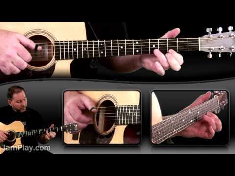 chet atkins fingerstyle guitar lesson doovi. Black Bedroom Furniture Sets. Home Design Ideas