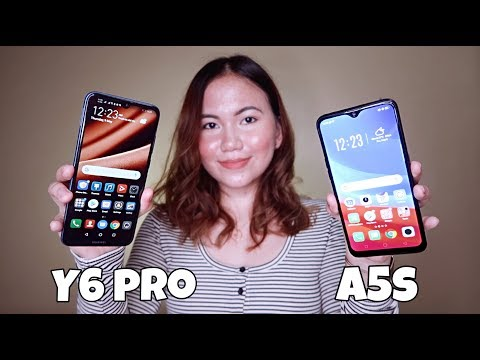 OPPO A5s & HUAWEI Y6 PRO 2019 COMPARISON VIDEO