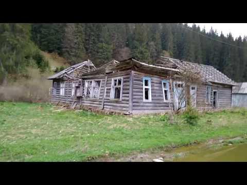 Развалины села Буркут,