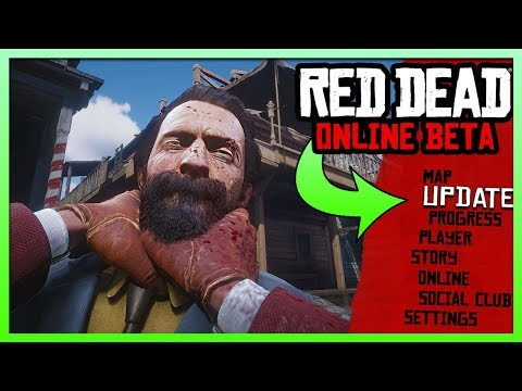 RDO Online Update - 50% Increase To Gold & Money, Limited Clothes - Red Dead Redemption Online