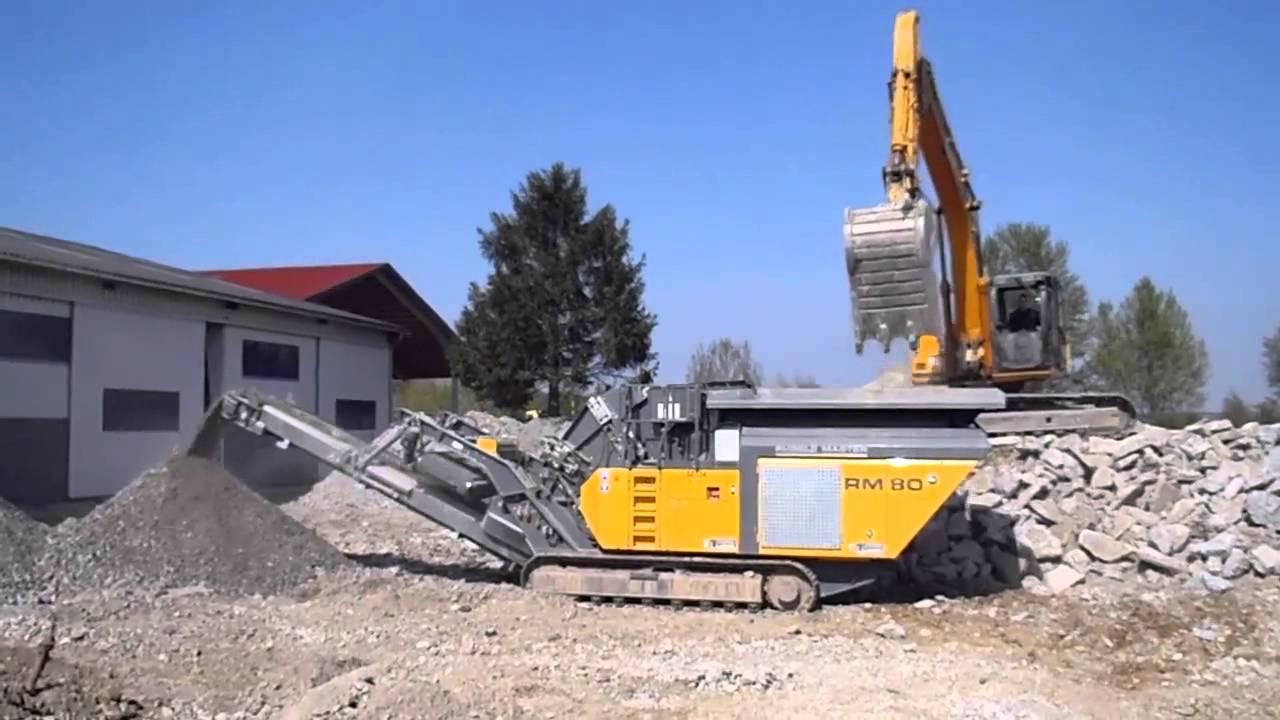 Дробилка rubble master rm 80 дробилка ксд 1200 в Элиста