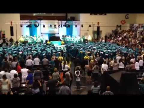 SOUTHERN HIGH SCHOOL DANCE CLASS OF 2016 GRADUATION