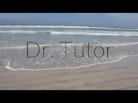 Introducing Dr. Tutor