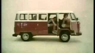 classic vw transporter commercial