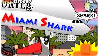 [Hins Plays] Miami Shark 邁阿密鯊魚 ► 我鍵盤呀!!!
