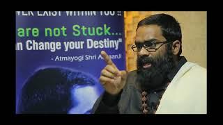 ஆன்மீகத்தின் அறிவியல் !! A Life-Changing Speech by Shri Aasaanji (Must Watch)
