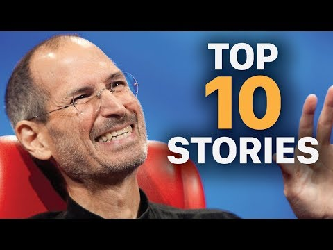 Top 10 Stories About Steve Jobs