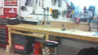 My Garage And Workspace