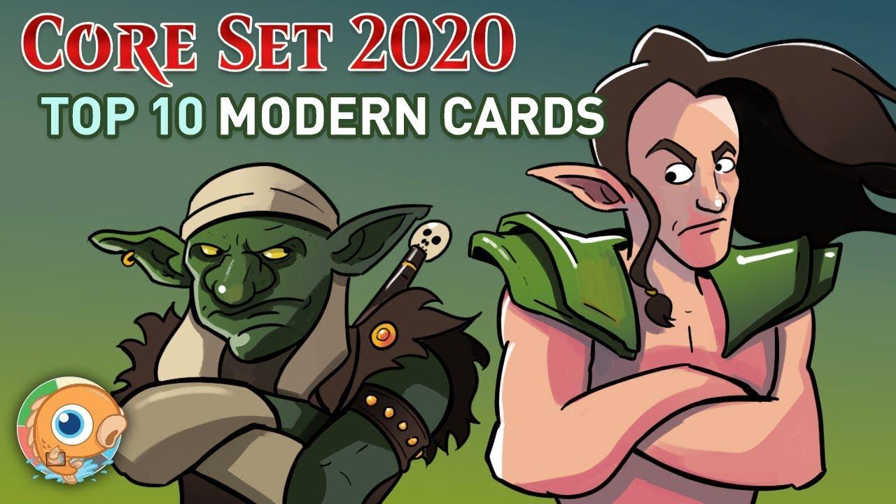 Best Budget Modern Decks 2020 Core Set 2020: Top Ten Modern Cards