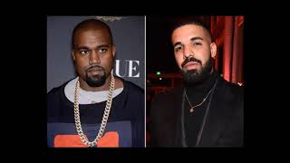 Kanye West to Drake Stay Away From Kris Jenner and Stop Making Fun of My Sneakers!