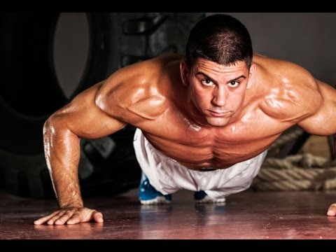 extreme body weight chest workout  the best home chest