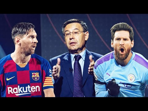 The real reasons motivating Lionel Messi to leave FC Barcelona | Oh My Goal