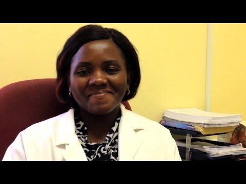 """I'm a Health Worker"": Dr. Mfutila Tsitukenina"
