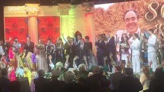 Финальная песня Салавата на праздновании 80 летия Минтимера Шаймиева