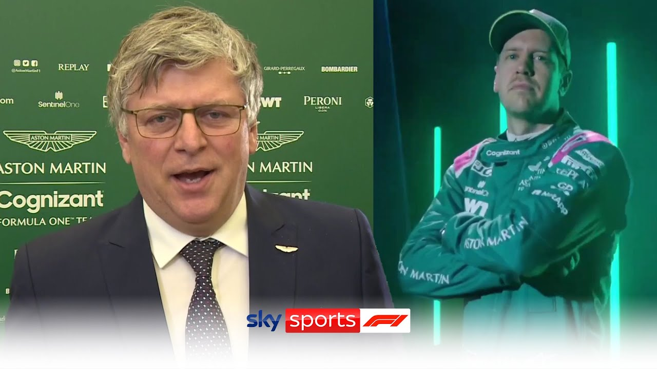 """""""He knows how to win World Championships!""""   Otmar Szafnauer explains why Aston Martin chose Vettel"""