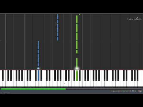 Martin Solveig ft. Dragonette - Hello Piano Tutorial & Midi Download