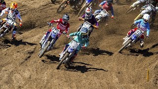 The first of three rounds of the FMF 125 Dream Race Invitational Tr...