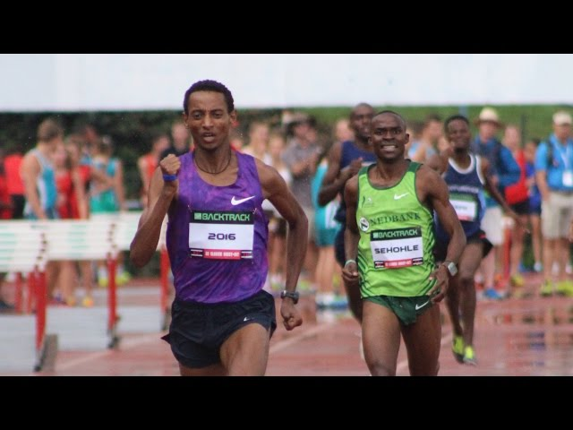 2016 EC Classic Shootout 2000m Men