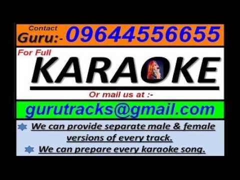Chalao na naino se Raymond Ramnarine Trinidad & Tobago customized full karaoke track