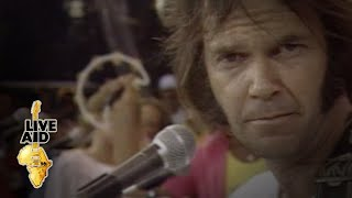 Neil Young - Powderfinger (Live Aid 1985)