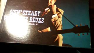 Skeets McDonald - Gone and Left Me Blues - LP vinyl