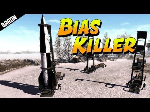 V-2 ROCKET, Ze RUSSIAN BIAS KILLER (Men of War Assault Squad 2 Mod) |