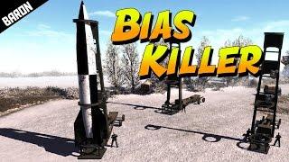 V-2 ROCKET, Ze RUSSIAN BIAS KILLER (Men of War Assault Squad 2 Mod)