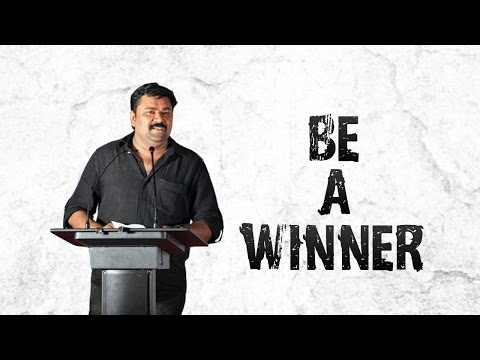 Be A Winner - Motivational Video | Tamil | Gopinath Emotional Speech | TopTakar |