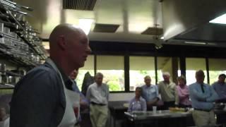 Kialla Growers' Day - Brasserie Bread - Farmers Discussing Chemical Vs. Organic Farming