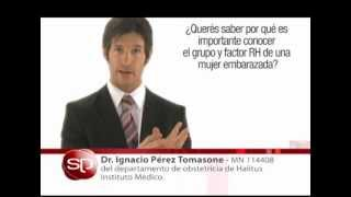 Factor RH negativo en el embarazo | Dr. Ignacio Pérez Tomasone