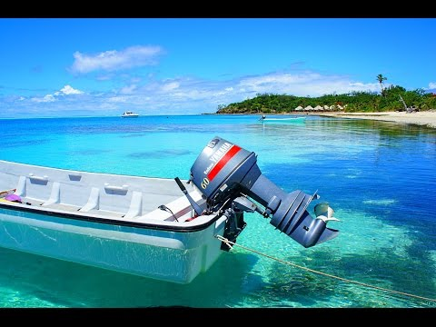 Heaven on Earth || Mana Island-HD (Fiji Islands)||Resort & Spa || Luxury Travel