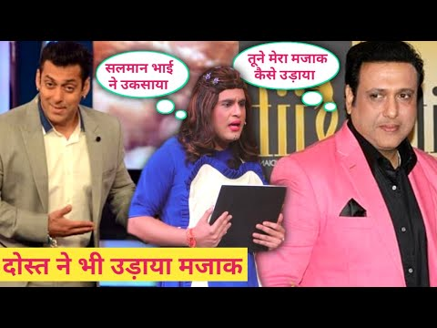 Salman Khan MAKES FUN Of Govinda, Saiee Sonakshi On The Kapil Sharma Show Dabangg 3 Episode