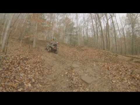 Weekend Tennessee Hill Riding