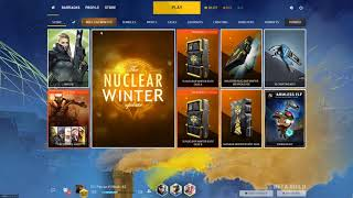 Nuclear Winter is here on time!!! Dirty Bomb