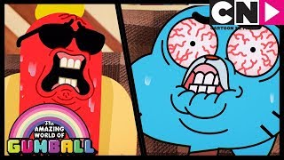 Gumball | Full Cringe | Cartoon Network