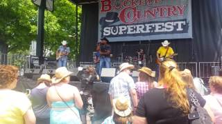 Simba Jordan (Country Thang) - 2017 Buckeye Country Superfest