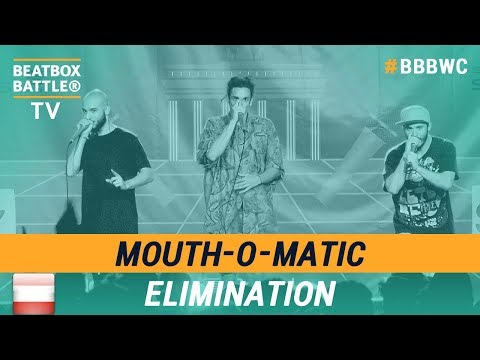 Mouth-O-Matic from Austria - Crew Elimination - 5th Beatbox Battle World Championship