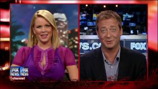 Carrie Keagan Boob Bounce on Red Eye 7/15/10 HDTV