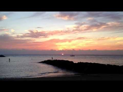 Waianae Sunset by Poni