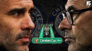 Manchester City v Chelsea | ENDGAME - Carabao Cup Final Promo | 2019