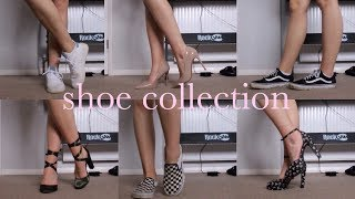 MY SHOE COLLECTION 2018