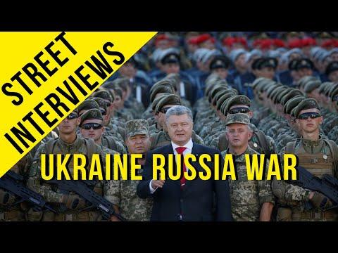 Ukraine Russia War?