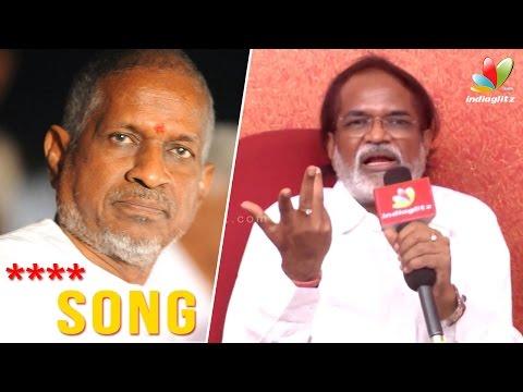 Must Watch: Ask Premananda instead of Ilaiyaraja - Gangai Amaran on Beep Song controversy