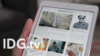 How to get started with Apple News in iOS 9