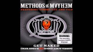 Methods Of Mayhem - Get Naked (Tiger Jones SeXXXtended Album Version) [HD]