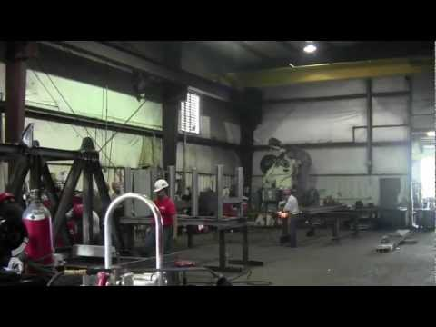Large Assembly Line Fabrication (2) (Fabcorp)