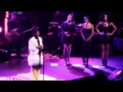 Lauryn Hill Live @ The Warfield - San Francisc