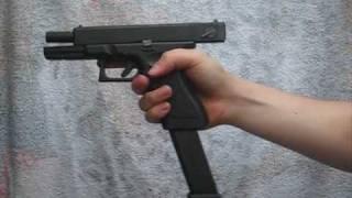(Airsoft) Glock 18C KWA