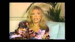 Carly Simon commenting on a variety of topics 1988